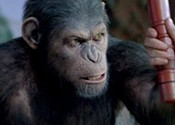<i>Rise of the Planet of the Apes</i> entertains