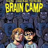 Roll up your sleeping bag, it's time for Brain Camp