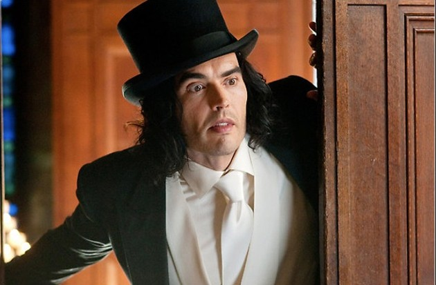 Russell Brand in Arthur