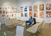 Rwandan history channelled through art