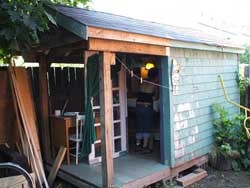Said shed