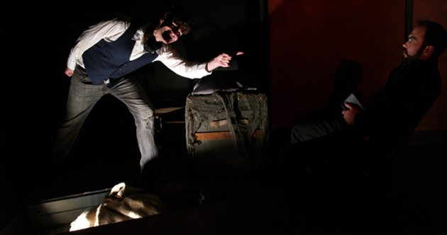 SBTS' Rhys Bevan-John and Sebastien Labelle