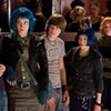 <I>Scott Pilgrim vs. the World</I> is almost sensory overload...