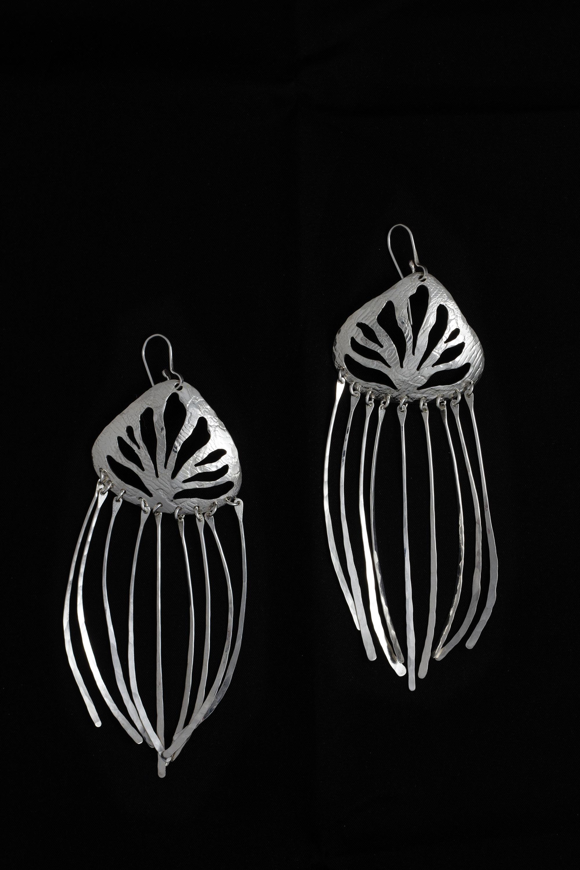 SeaGrass Earrings from TORI.XO