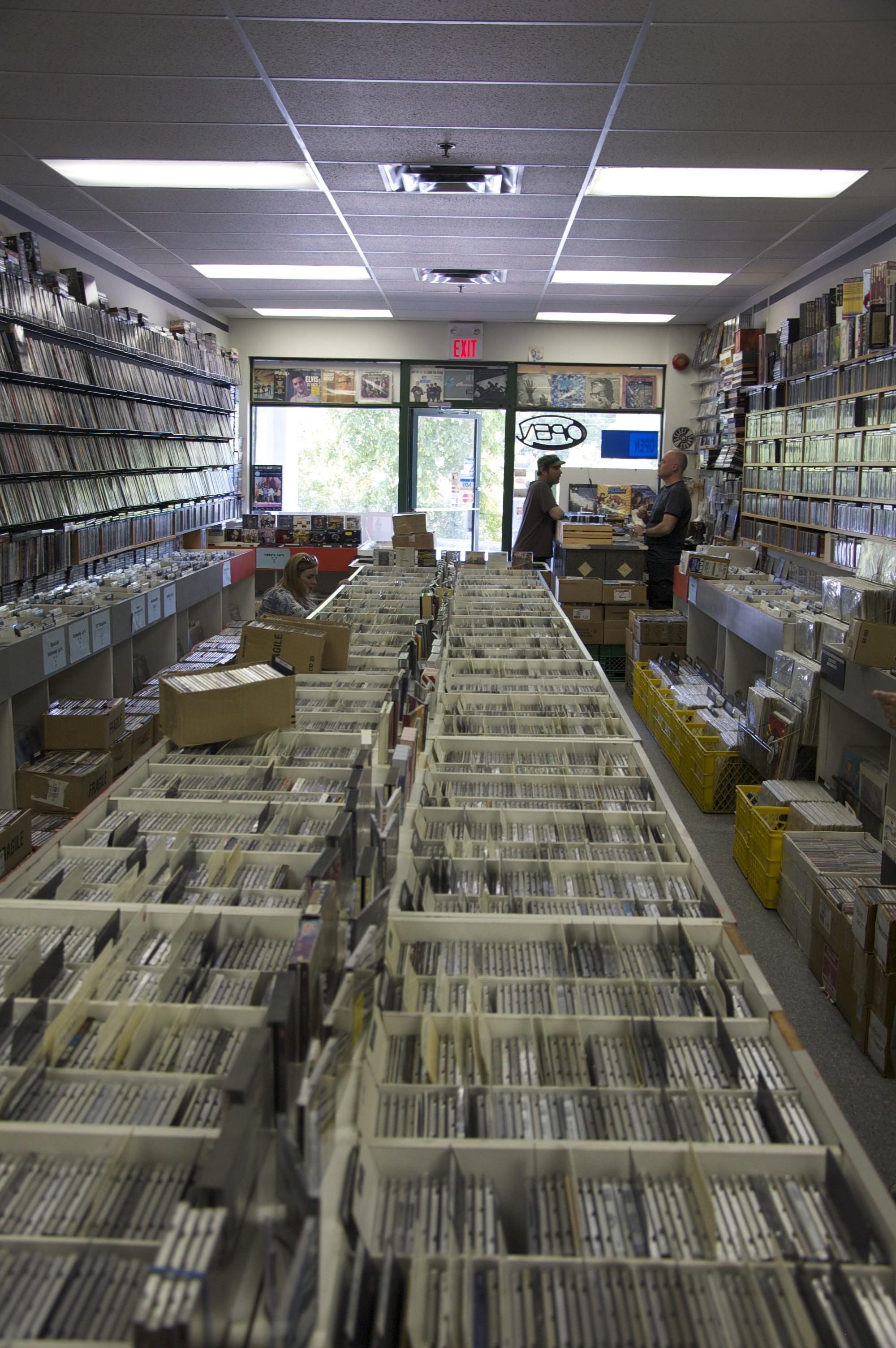 Select Sounds' music wonderland