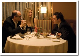 Sensitive Souls: Joaquin Phoenix and Gwyneth Paltrow star in Two Lovers