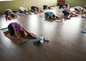 Shanti Yoga is headed for Spring Garden