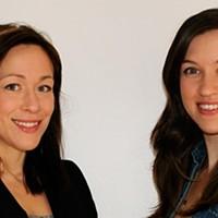 Sheena Clark & Kathy Cooper-MacDonald