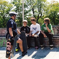 Skate free and/or die