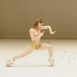 Snake charmer Marie Chouinard retells the tale of Orpheus and Eurydice through dance.