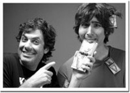 Snap judgment It's contest after stupid contest on Kenny vs. Spenny.