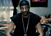 Snoop Dogg at the Metro Centre on September 13