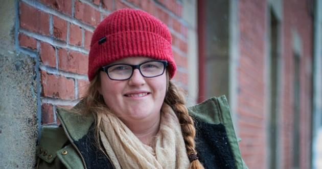 Spindrift's brewmaster, Kellye Robertson - TRACY ROBERTSON