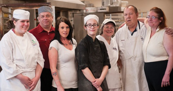 Stone Hearth gives staff education and experience. - KRISTA COMEAU