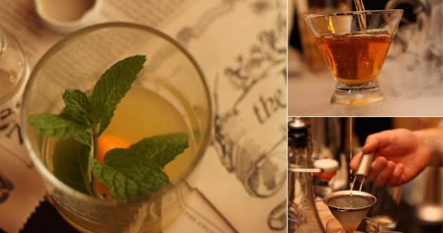 Style, simple syrup and spirits add up to a bustling competition. - MELISSA BUOTE