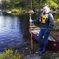 Susan Murray from the Canadian Parks and Wilderness Society explores the Birch Cove Lakes wilderness near Halifax.