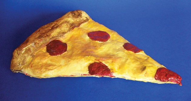 Take a bite of Kate Walchuk's zza.