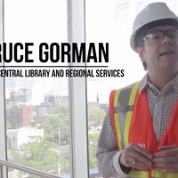 Take a video tour of the new library