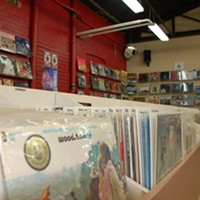 Taz Records is moving to Grafton Street