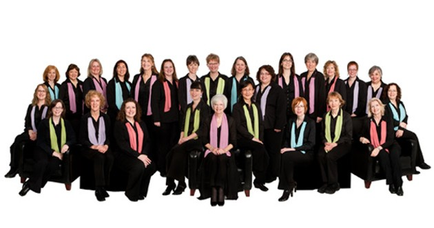 The Aeolian Singers of Halifax take musicals throughout the years.