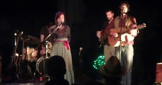 The Berserker Unplugged series features bands like The Stogies, - The Lucy Grays and Minus World among others.
