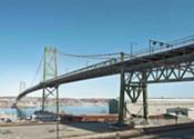 The bridge shuttle just got slightly less inconvenient