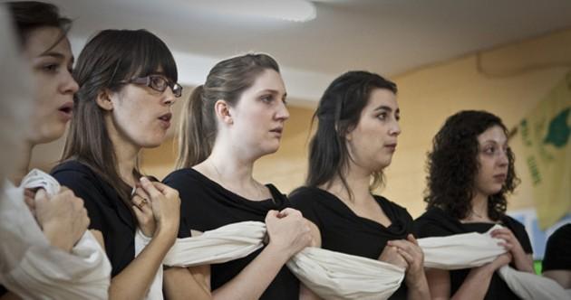 The Camerata Xara Young Women's Choir.