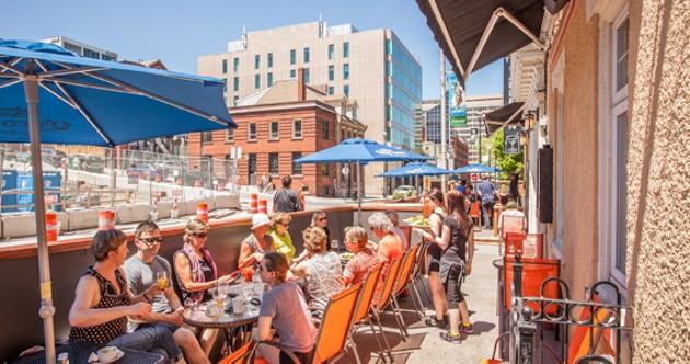 The Carleton Bar & Grill - RILEY SMITH