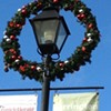 Are downtown Christmas decorations up too soon?