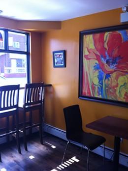 KATELYN EVERSON - The Coastal Cafe - 2731 Robie Street