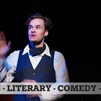The Coast's Fall Preview 2013: Events, literary & comedy