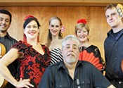 Let Viva Flamenco be your Valentine