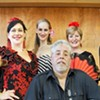 Let Viva Flamenco be your Valentine