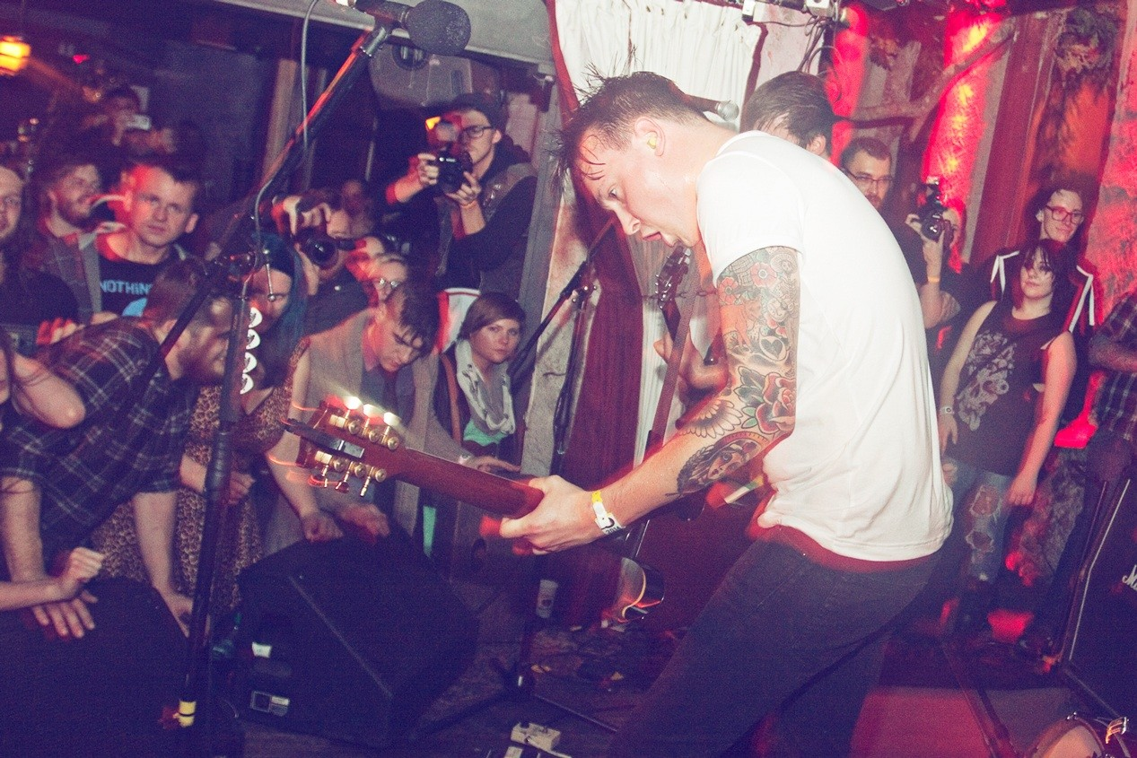 The Flatliners at The Seahorse