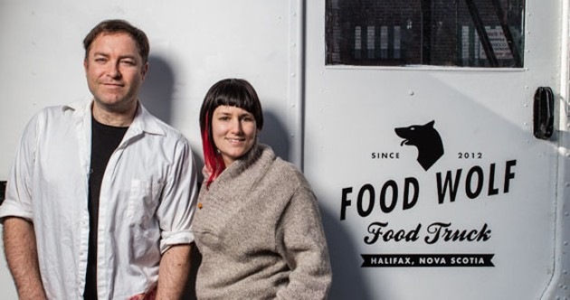 The Food Wolf's Virgil Muir and Natalie Chavarie are among the new breed of restaurateurs on the move. - MEGHAN TANSEY WHITTON