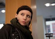 <i>The Girl With The Dragon Tattoo</i>'s ferocious grip