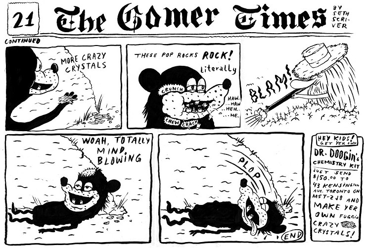 The Gomer Times #21