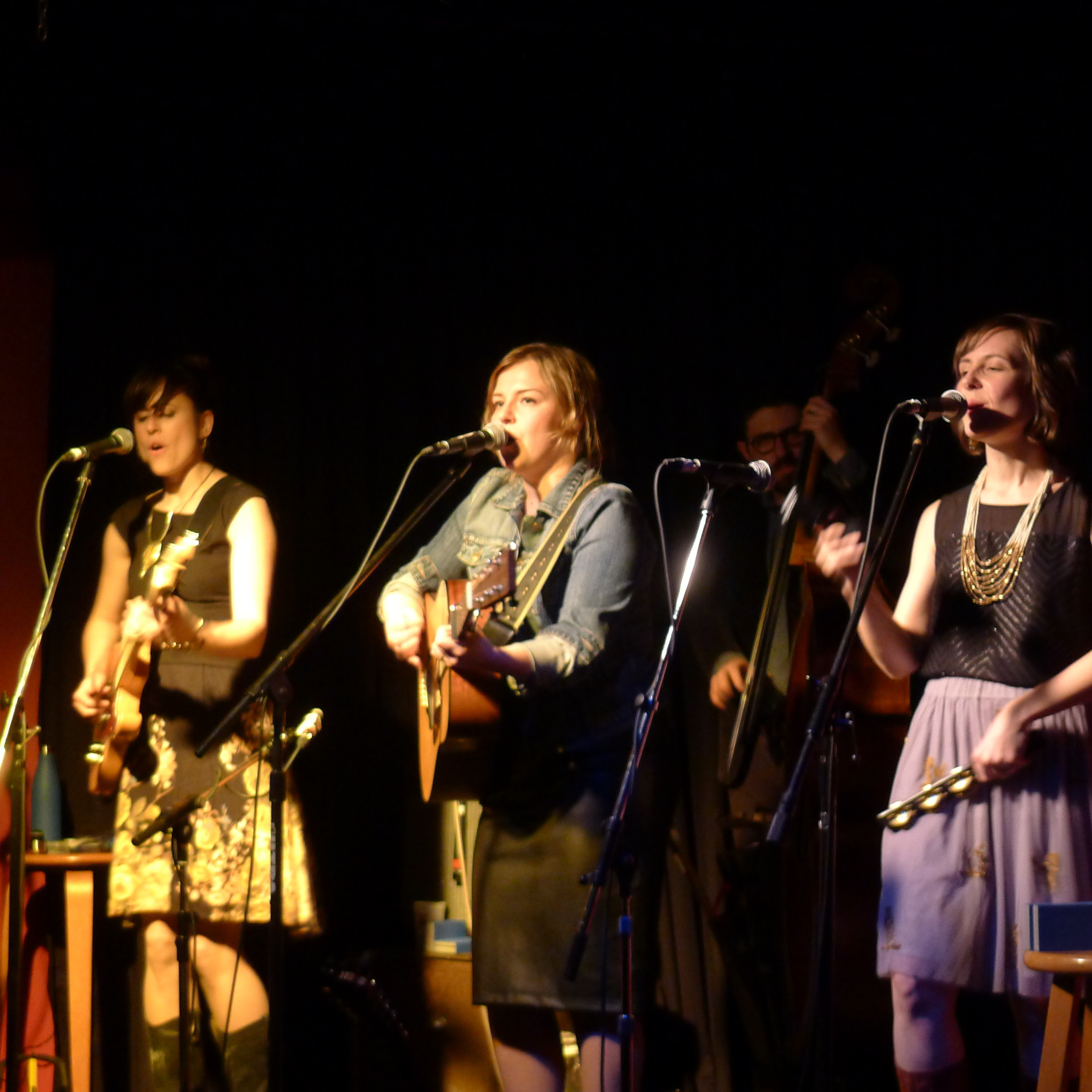 The Good Lovelies - SHANNON WEBB-CAMPBELL
