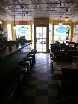 KATELYN EVERSON - The Hali Deli Old World Delicatessen - 2389 Agricola Street