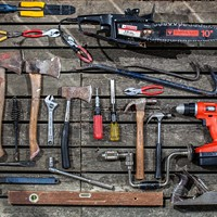 The Halifax Tool Library's selection (so far)