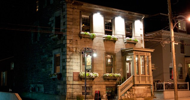 The Henry House is probably the most Potter-esque pub in Halifax. - KRISTA COMEAU