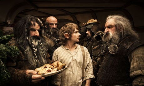 The Hobbit cookie swap is off to a roaring start