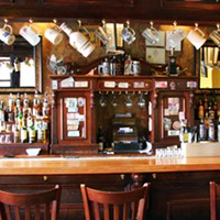 The Loose Cannon Scottish Public House isn't about the food