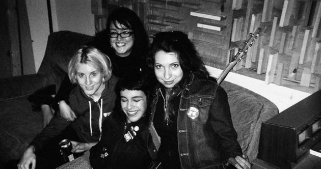 The pals in Vixens.