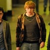The plot darkens for <i> Harry Potter</i>