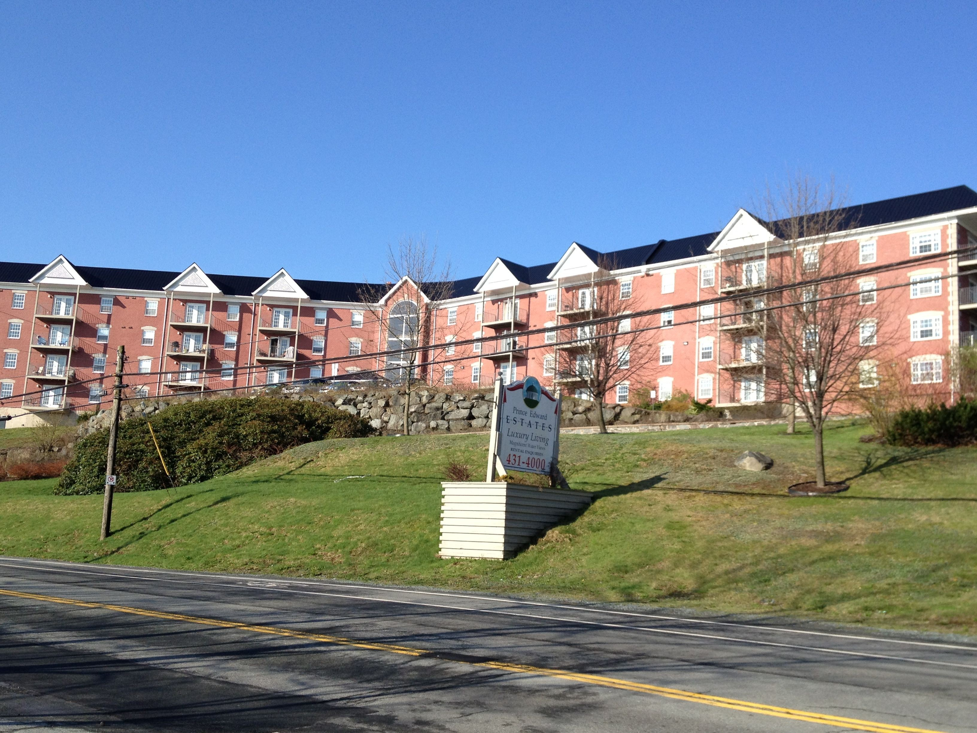 The Princes Lodge Estates apartments now sit on the former motel site.