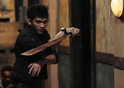 <i>The Raid: Redemption</i> = Plenty of fighting