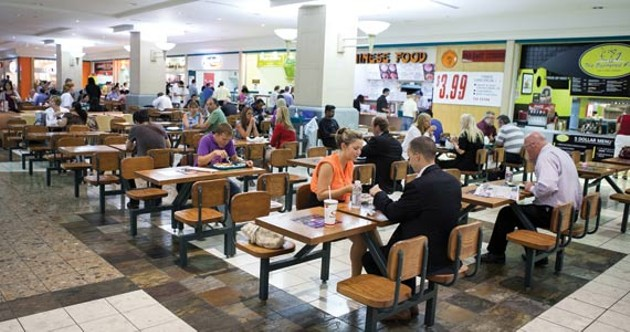 The Scotia Square food court is a plethora of smells, sights and lunch specials. - SCOTT BLACKBURN