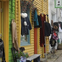 The Shop talk guided tour: Spring Garden Road