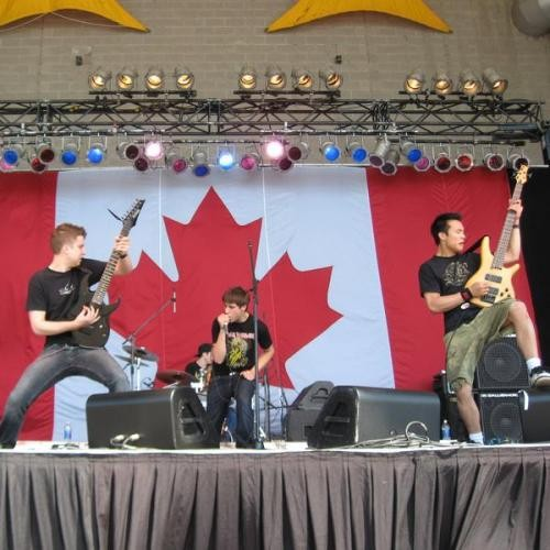 Theyre a Canadian band